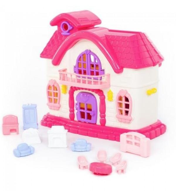 Къща за кукли 12 ел.