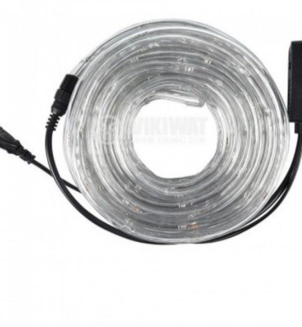 Led лента RGB на метър с диод от най-висок клас 5050, Водоустойчива