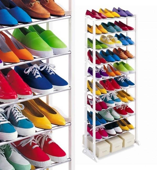 Етажерка за 30 чифта обувки