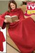 Одеяло с ръкави Snuggie - топла прегръдка през студените зимни месеци
