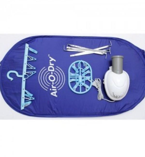 Сгъваема малка електрическа сушилня за дрехи компактна и преносима Air
