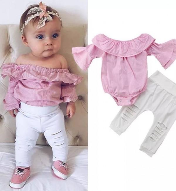 Бебешки комплект 2 части